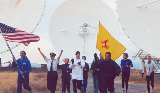 Flags Across America Comes to the VLA