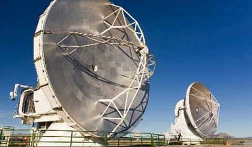 ALMA Achieves Major Milestone With Antenna-Link Success