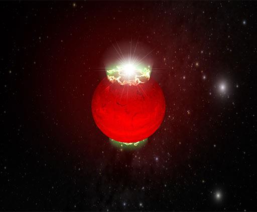 Brown Dwarfs A New Class Of Stellar Lighthouse National
