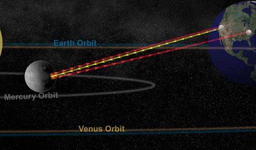 Mercury's Core Molten, Radar Study Shows