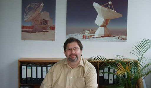 Professor Karl M. Menten