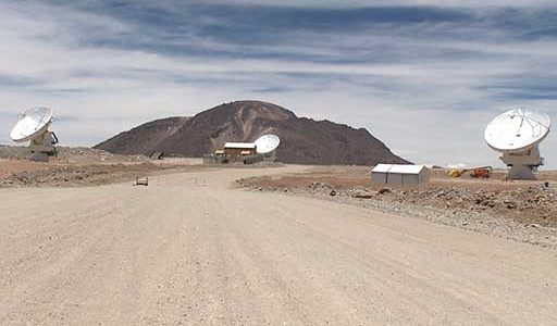 ALMA Test Sharpens the Vision of New Observatory
