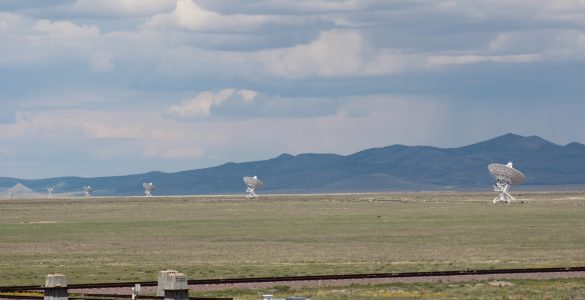 VLA in A Configuration
