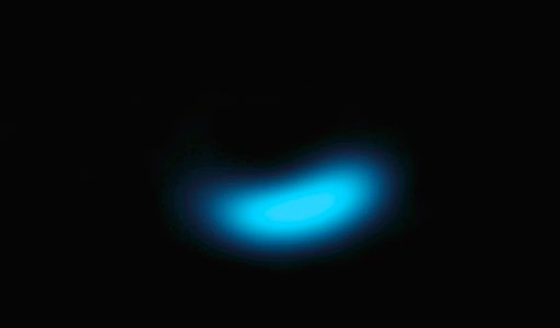 ALMA image of the dust trap around Oph IRS 48.