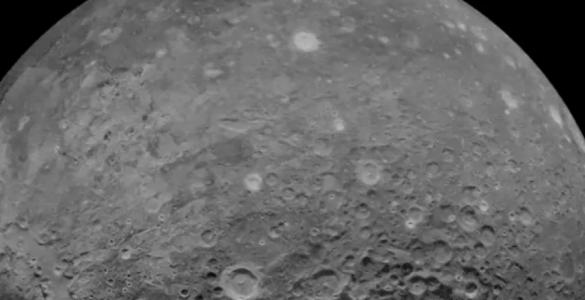 Moon Movie in Radar