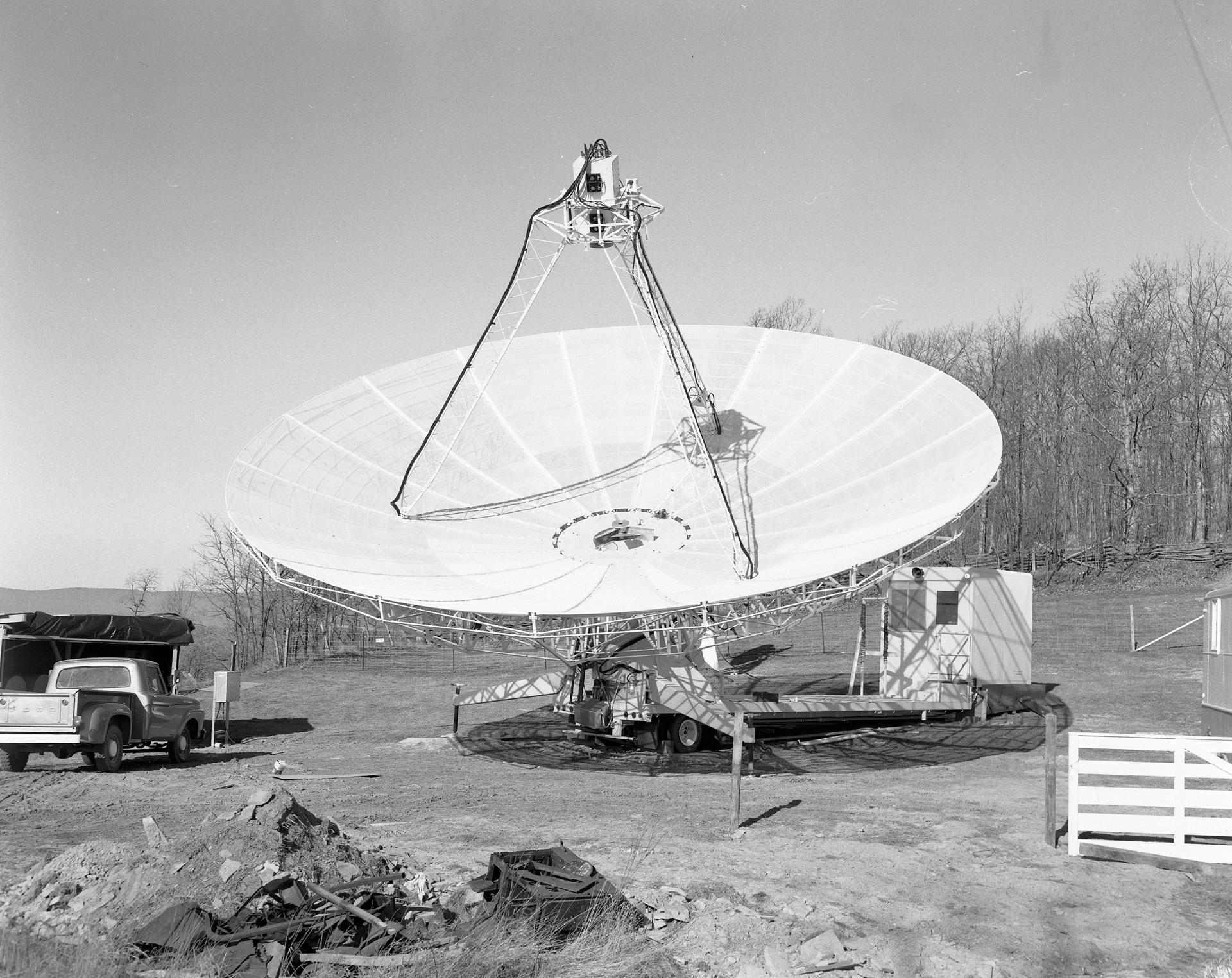 42-foot telescope