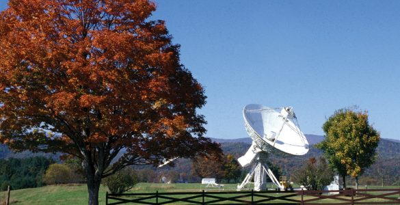 45-foot telescope