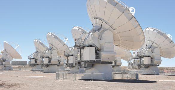 Inside the Atacama Compact Array