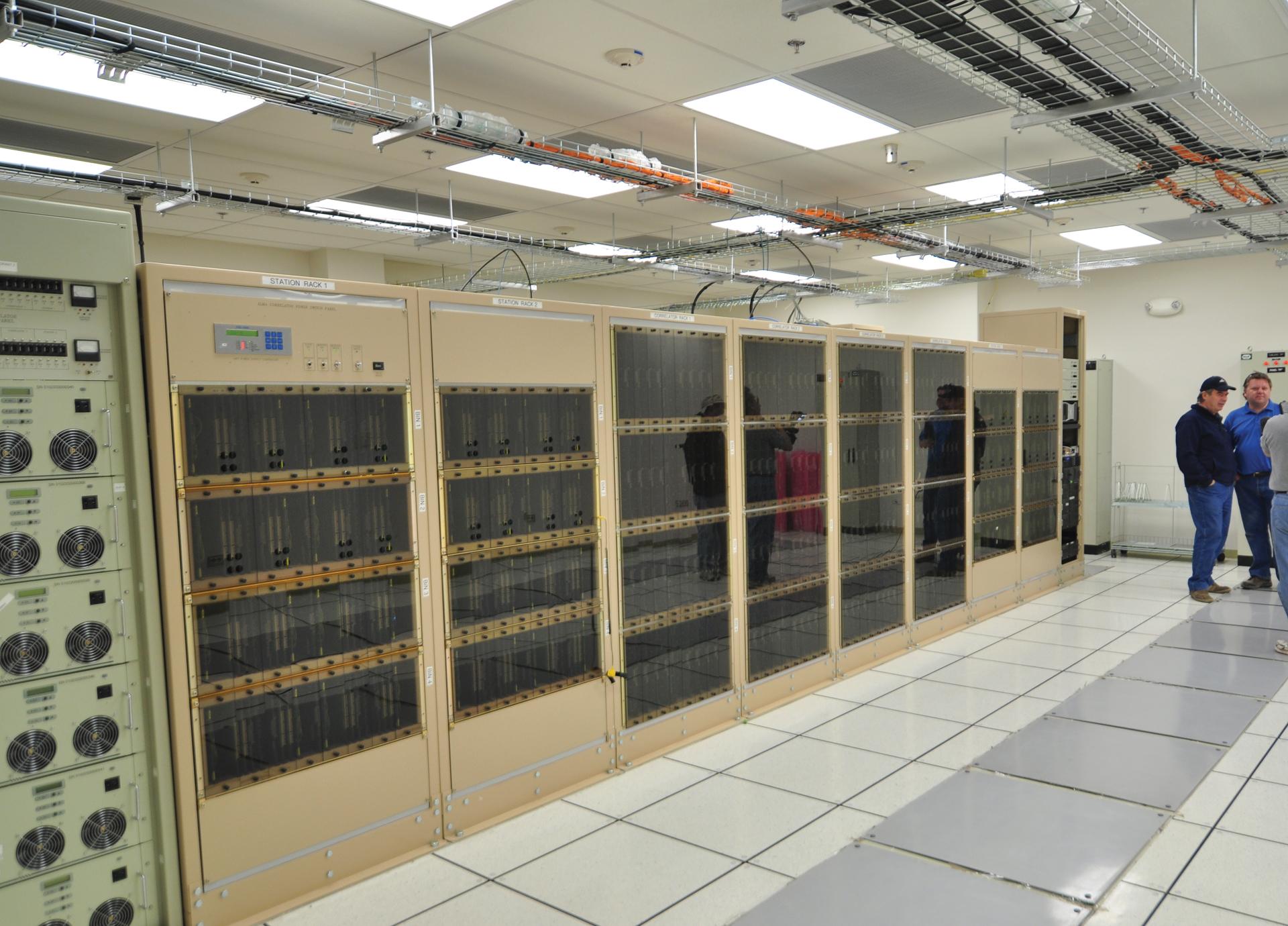 ALMA's Supercomputer