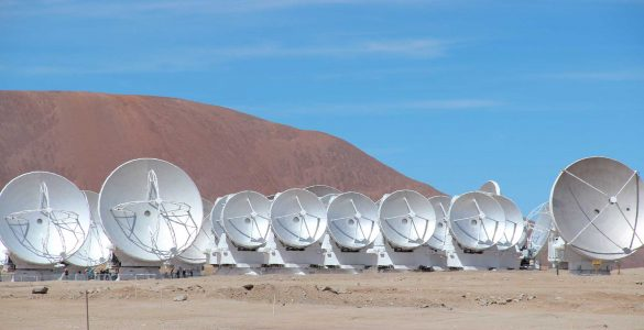 The Atacama Millimeter/submillimeter Array