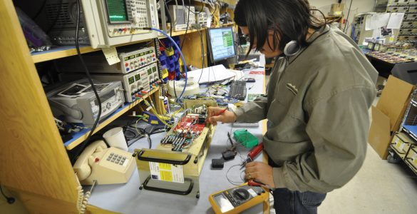 Electronics Labs in New Mexico