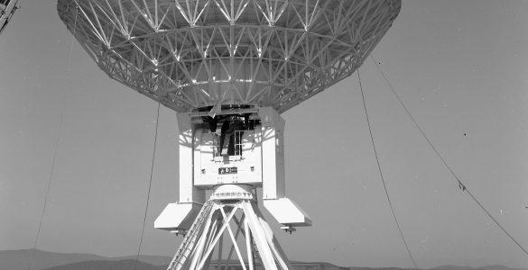45-foot telescope
