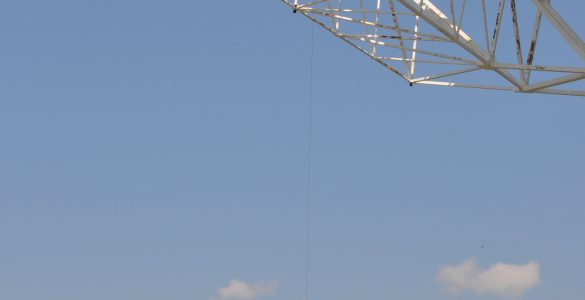 Lowering the GBT's Ka-band Focal Plane Array to the ground