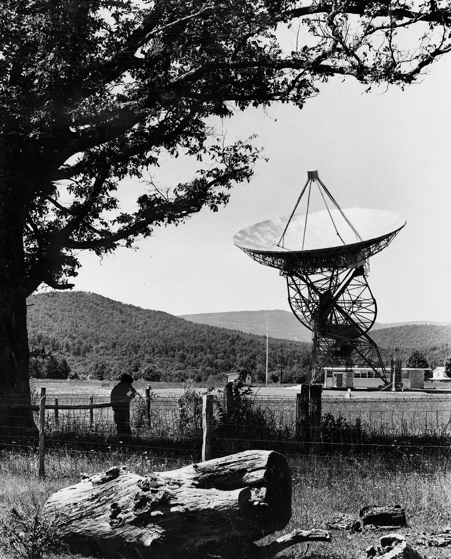 85-foot Tatel Telescope