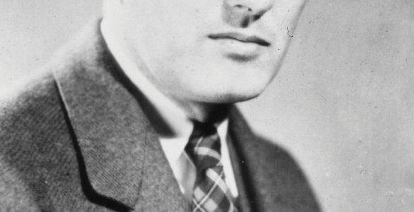 Portrait of Karl Jansky