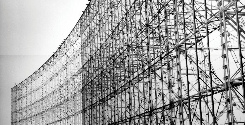 Giant Antenna in Nancay, France