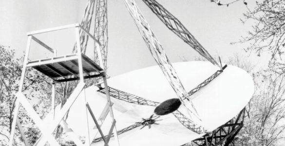 Grote Reber's telescope