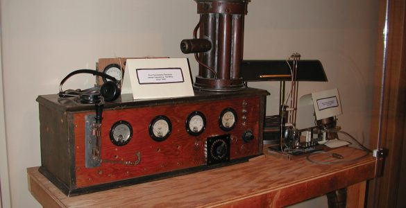 Grote Reber's original receiver