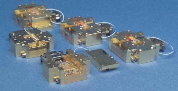 WMAP Amplifiers