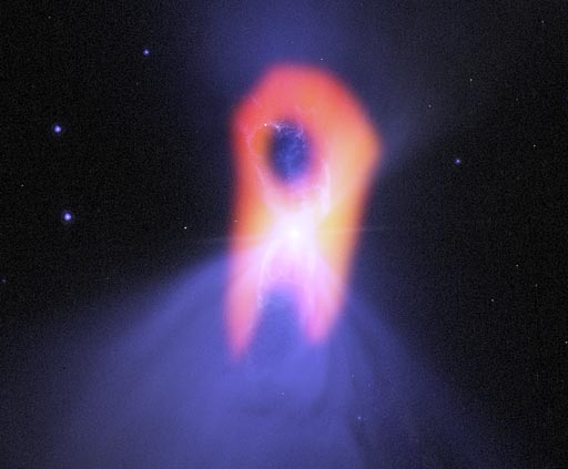 The Boomerang Nebula