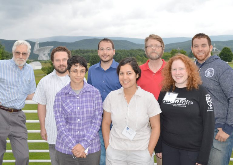 Participants in the Single Dish Summer School