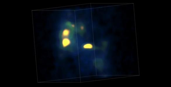 ALMA Discovers Proto Super Star Cluster