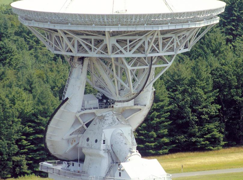 140-foot telescope