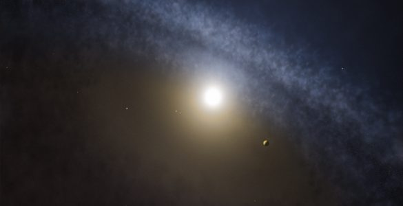 Giant Planets Carving Paths around Four Young Stars, ALMA Observations Suggest