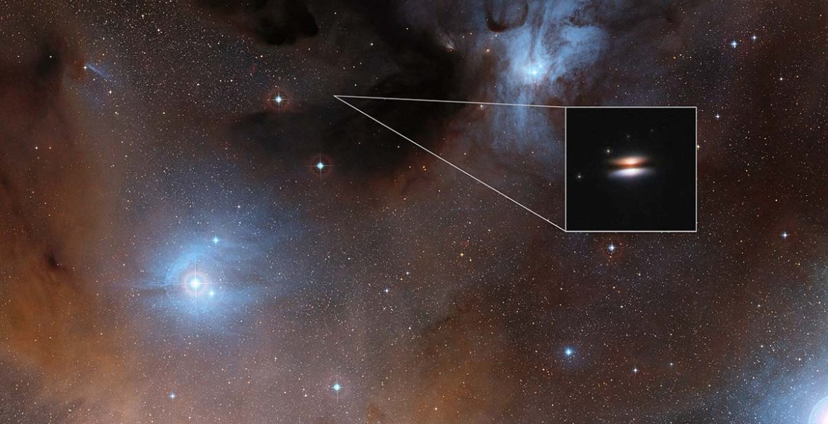 The Rho Ophiuchi star formation region and star 2MASS J16281370-2431391