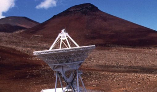 Attacker Damages Radio Telescope Site on Mauna Kea