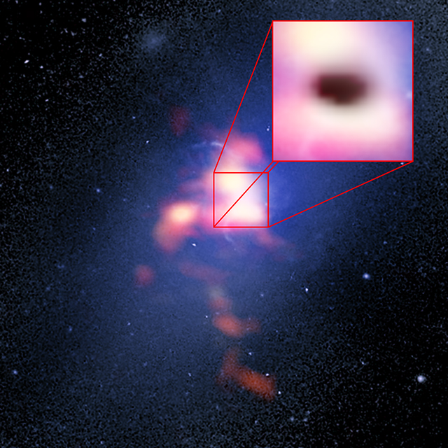 ALMA data of Abell 2597