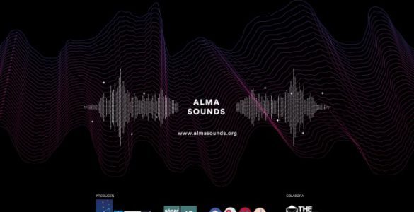 ALMA Sounds Logo