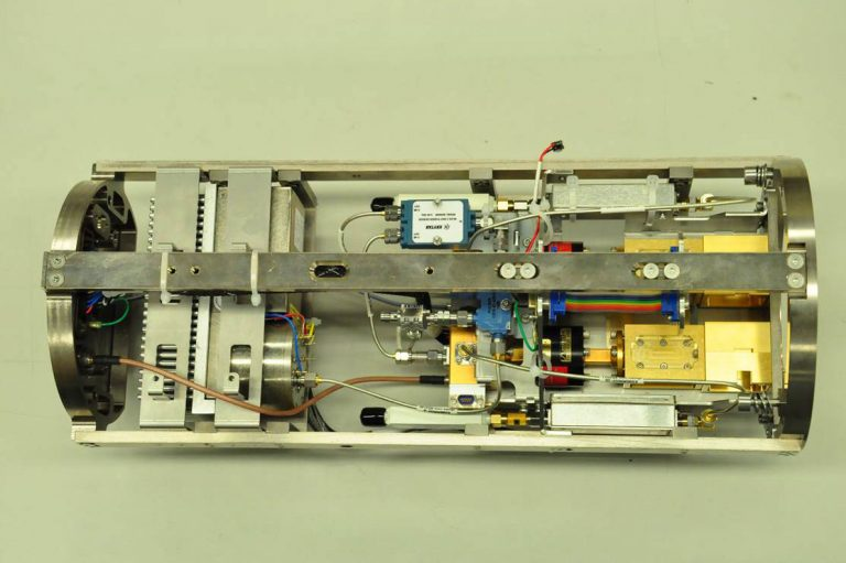 ALMA Band 1 Warm Receiver Assembly.
