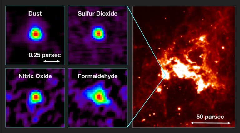 ALMA and infrared images of the Large Magellanic Cloud