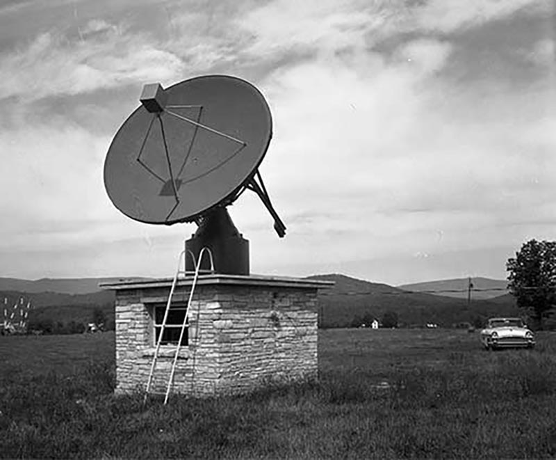 Millimeter-wave Telescopes - National Radio Astronomy