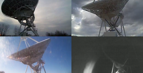 Timelapse: A Weekend with the VLBA