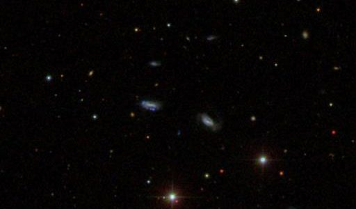 Astronomers Find Seven Dwarf-Galaxy Groups, the Building Blocks of Massive Galaxies