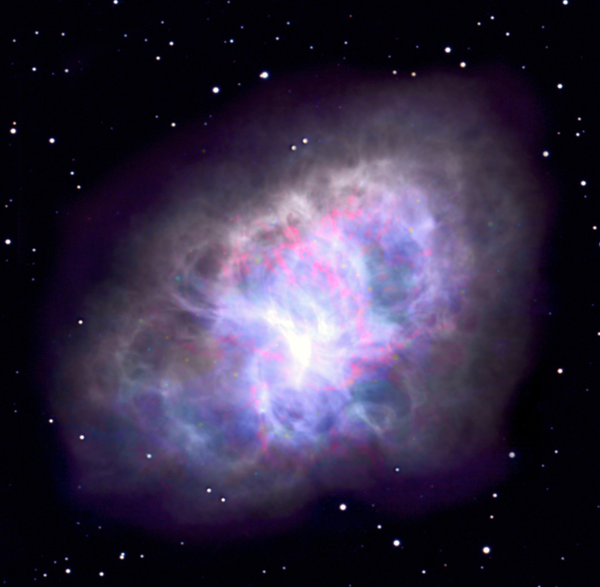 distance to the crab nebula - photo #23