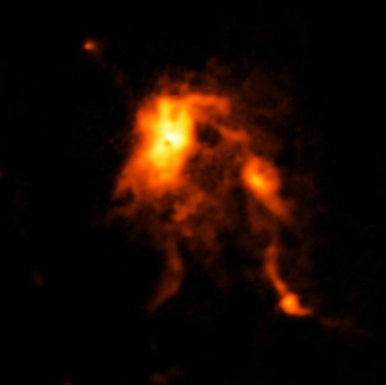 NGC 6334I