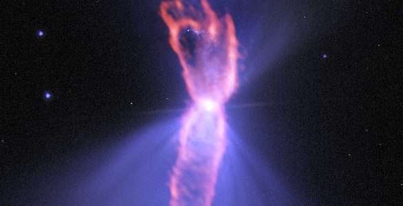 ALMA Returns to Boomerang Nebula, 'Coldest Object in the Universe'