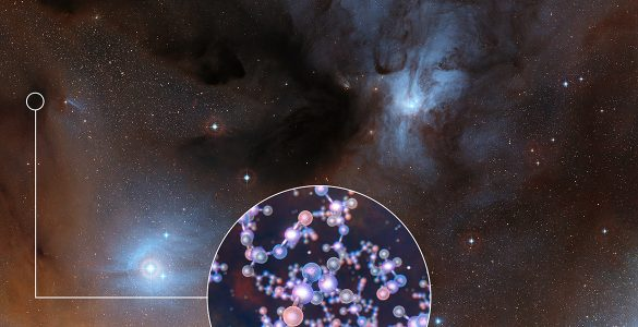One of Life's Building Blocks Found around Infant Sun-like Stars