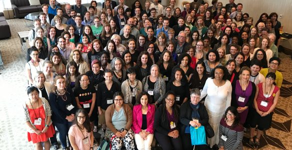 Women in Astronomy attendees