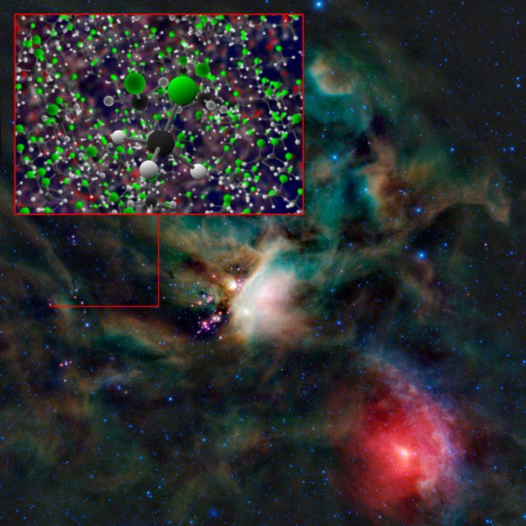 Infant stars in IRAS 16293-2422