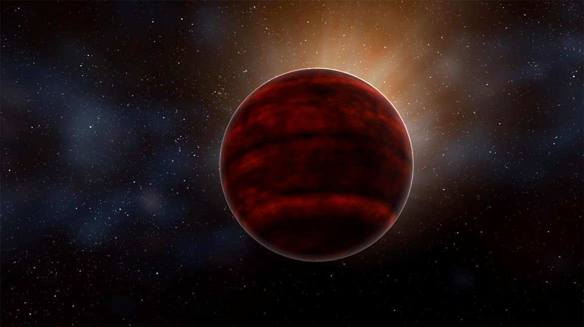 Alma red dwarf star