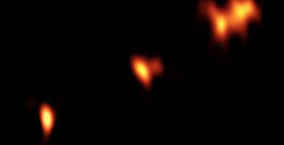 Distant Quasar Providing Clues to Early-Universe Conditions
