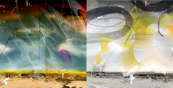 ngVLA Artist Impressions: Galactic Ecosystem