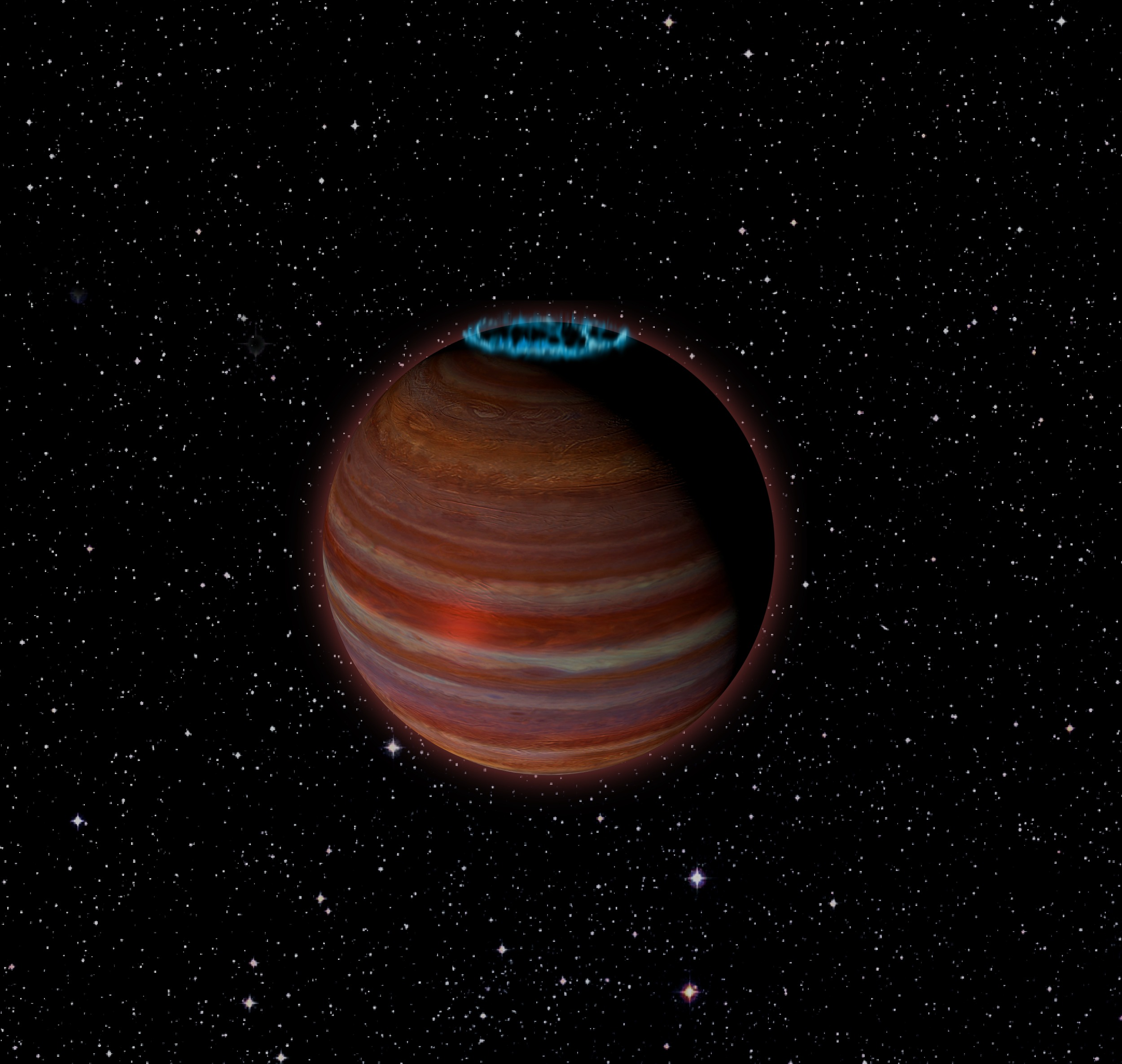 Brown Dwarf Artist's Conception