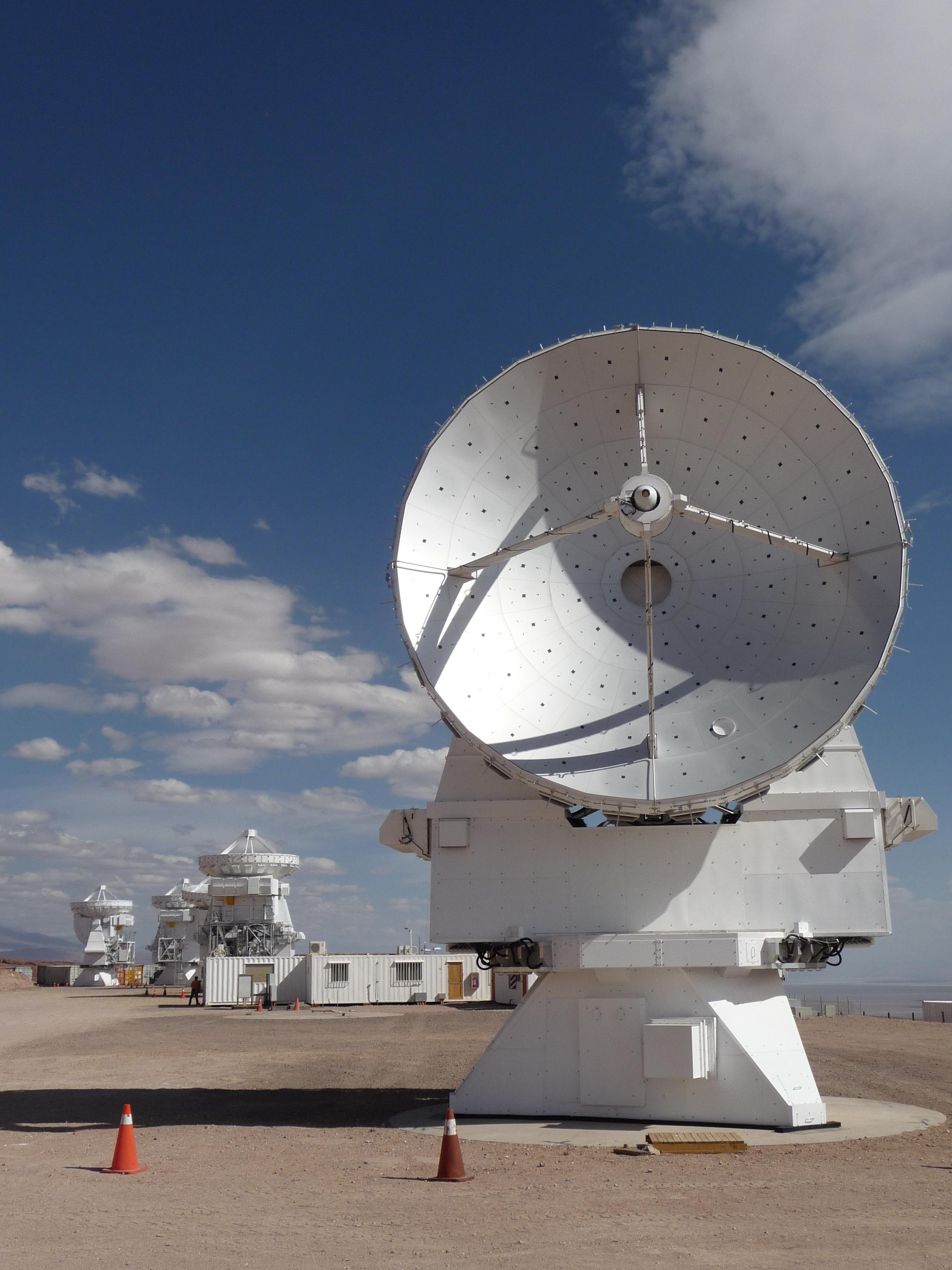 ALMA's Japanese 7-meter Antennas