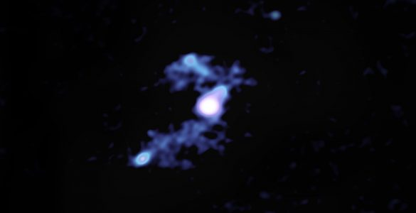 ALMA image of W2246-0526