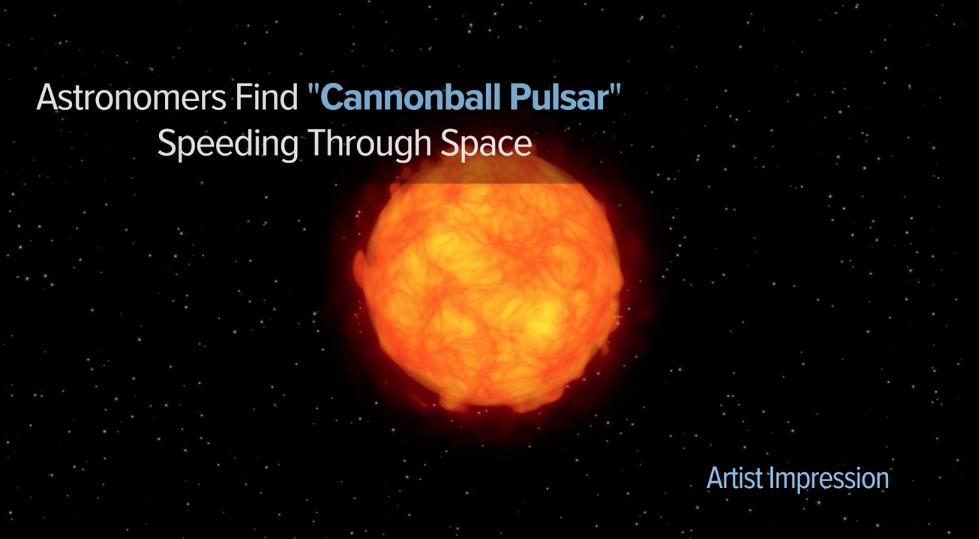 Artist Impression of star about to undergo supernova